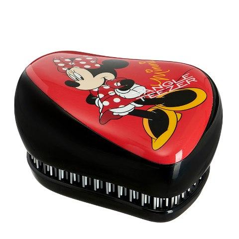Tangle Teezer Расческа Compact Styler Minnie Mouse Rosy Red, красный: фото, цены, описание товара, отзывы и наличие в Москве и Санкт-Петербурге
