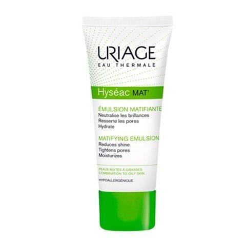 Uriage Hyseac (Урьяж Исеак): крема, эмульсии, гели, лосьоны