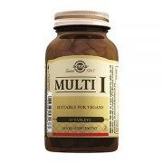 Солгар Мульти-1 (30 таблеток): фото, цены, описание товара, отзывы и наличие в Москве и Санкт-Петербурге