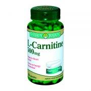 Нэйчес Баунти L-Карнитин 500 мг (30 таблеток): фото, цены, описание товара, отзывы и наличие в Москве и Санкт-Петербурге
