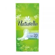Naturella Camomile Light Прокладки ежедневные N20 (Упаковка 20 шт.): фото, цены, описание товара, отзывы и наличие в Москве и Санкт-Петербурге