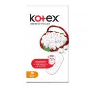 Kotex Нормал Прокладки ежедневные N20 (Упаковка 20 шт.): фото, цены, описание товара, отзывы и наличие в Москве и Санкт-Петербурге