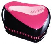 Tangle Teezer Расческа Compact Styler Pink Sizzle, розовая: фото, цены, описание товара, отзывы и наличие в Москве и Санкт-Петербурге