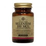 Солгар Селен 100 мг (100 таблеток): фото, цены, описание товара, отзывы и наличие в Москве и Санкт-Петербурге