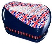 Tangle Teezer Расческа Compact Styler Cool Britannia, британский флаг: фото, цены, описание товара, отзывы и наличие в Москве и Санкт-Петербурге