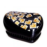 Tangle Teezer Расческа Compact Styler Markus Lupfer, черный: фото, цены, описание товара, отзывы и наличие в Москве и Санкт-Петербурге