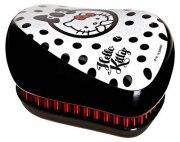 Tangle Teezer Расческа Compact Styler Hello Kitty Black, черная: фото, цены, описание товара, отзывы и наличие в Москве и Санкт-Петербурге