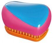 Tangle Teezer Расческа Compact Styler Bright, розово-голубая: фото, цены, описание товара, отзывы и наличие в Москве и Санкт-Петербурге