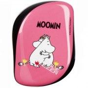 Tangle Teezer Расческа Compact Styler Moomin Pink, розовая: фото, цены, описание товара, отзывы и наличие в Москве и Санкт-Петербурге