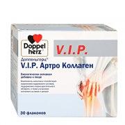 Доппельгерц V.I.P. Артро Коллаген: фото, цены, описание товара, отзывы и наличие в Москве и Санкт-Петербурге