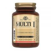 Солгар Мульти-1 (60 таблеток): фото, цены, описание товара, отзывы и наличие в Москве и Санкт-Петербурге