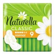 Naturella Classic Normal Camomile Прокладки N9 (Упаковка 9 шт.): фото, цены, описание товара, отзывы и наличие в Москве и Санкт-Петербурге