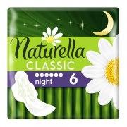 Naturella Classic Night Camomile Прокладки N6 (Упаковка 6 шт.): фото, цены, описание товара, отзывы и наличие в Москве и Санкт-Петербурге