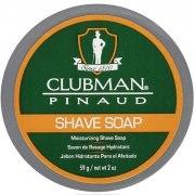 Clubman Натуральное мыло Shave Soap для бритья (Брусок 59 г): фото, цены, описание товара, отзывы и наличие в Москве и Санкт-Петербурге