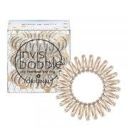 Invisibobble Резинка-браслет для волос Time To Shine Bronze Me Pretty, бронзовый (Упаковка 3 шт.): фото, цены, описание товара, отзывы и наличие в Москве и Санкт-Петербурге