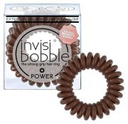 Invisibobble Резинка-браслет для волос POWER Pretzel Brown, коричневый: фото, цены, описание товара, отзывы и наличие в Москве и Санкт-Петербурге