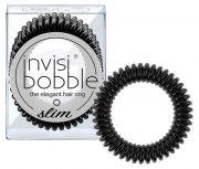 Invisibobble Резинка-браслет для волос SLIM True Black, черный: фото, цены, описание товара, отзывы и наличие в Москве и Санкт-Петербурге