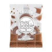 Invisibobble Ароматизированная резинка-браслет Cheat Day Crazy For Chocolate, 3 шт: фото, цены, описание товара, отзывы и наличие в Москве и Санкт-Петербурге