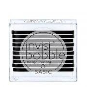 Invisibobble Резинка для волос BASIC True Black (Упаковка 10 шт.): фото, цены, описание товара, отзывы и наличие в Москве и Санкт-Петербурге