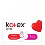 Kotex Ultra Супер Прокладки N8: фото, цены, описание товара, отзывы и наличие в Москве и Санкт-Петербурге