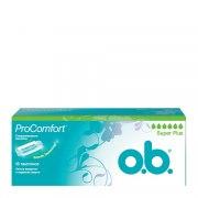 o.b. Тампоны Procomfort Super Plus N16: фото, цены, описание товара, отзывы и наличие в Москве и Санкт-Петербурге
