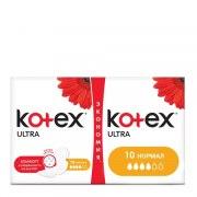 Kotex Ultra Нормал Прокладки N20 (Упаковка 20 шт.): фото, цены, описание товара, отзывы и наличие в Москве и Санкт-Петербурге