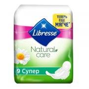 Libresse Natural Care Супер Прокладки N9: фото, цены, описание товара, отзывы и наличие в Москве и Санкт-Петербурге