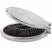 Wet Brush mini Щетка для спутанных волос раскладная, серебро: фото, цены, описание товара, отзывы и наличие в Москве и Санкт-Петербурге