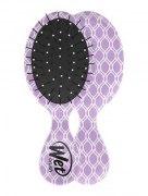 Wet Brush Щетка mini для спутанных волос, фиолетовая: фото, цены, описание товара, отзывы и наличие в Москве и Санкт-Петербурге