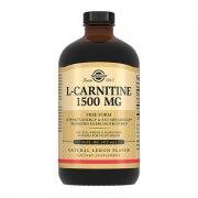 Солгар L-карнитин жидкий 1500 мг (Флакон 473 мл)