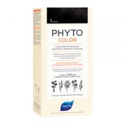 Фито Фитоколор Краска для волос 1 (Набор, 1 черный): фото, цены, описание товара, отзывы и наличие в Москве и Санкт-Петербурге