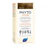 Фито Фитоколор Краска для волос 7.3 (Набор, 7 Блонд): фото, цены, описание товара, отзывы и наличие в Москве и Санкт-Петербурге