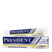PresiDENT Зубная паста White Plus отбеливающая (Туба 30 мл): фото, цены, описание товара, отзывы и наличие в Москве и Санкт-Петербурге