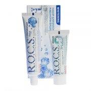 R.O.C.S. Набор для блеска и белизны зубов: фото, цены, описание товара, отзывы и наличие в Москве и Санкт-Петербурге
