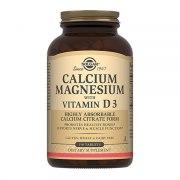 Солгар Кальций-Магний с витамином D3 (150 таблеток): фото, цены, описание товара, отзывы и наличие в Москве и Санкт-Петербурге