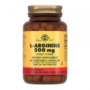 Солгар L-аргинин 500 мг (50 капсул): фото, цены, описание товара, отзывы и наличие в Москве и Санкт-Петербурге
