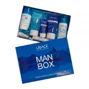 Урьяж Набор мужской Man Box (7 средств) (Набор): фото, цены, описание товара, отзывы и наличие в Москве и Санкт-Петербурге